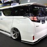 【画像】大阪オートメッセ「クールジャパン」精度を極めたコンプリートカー
