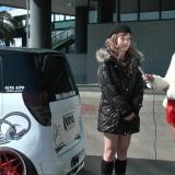 大阪オートメッセ「ドレスアップ女子」の本音トーク映像!