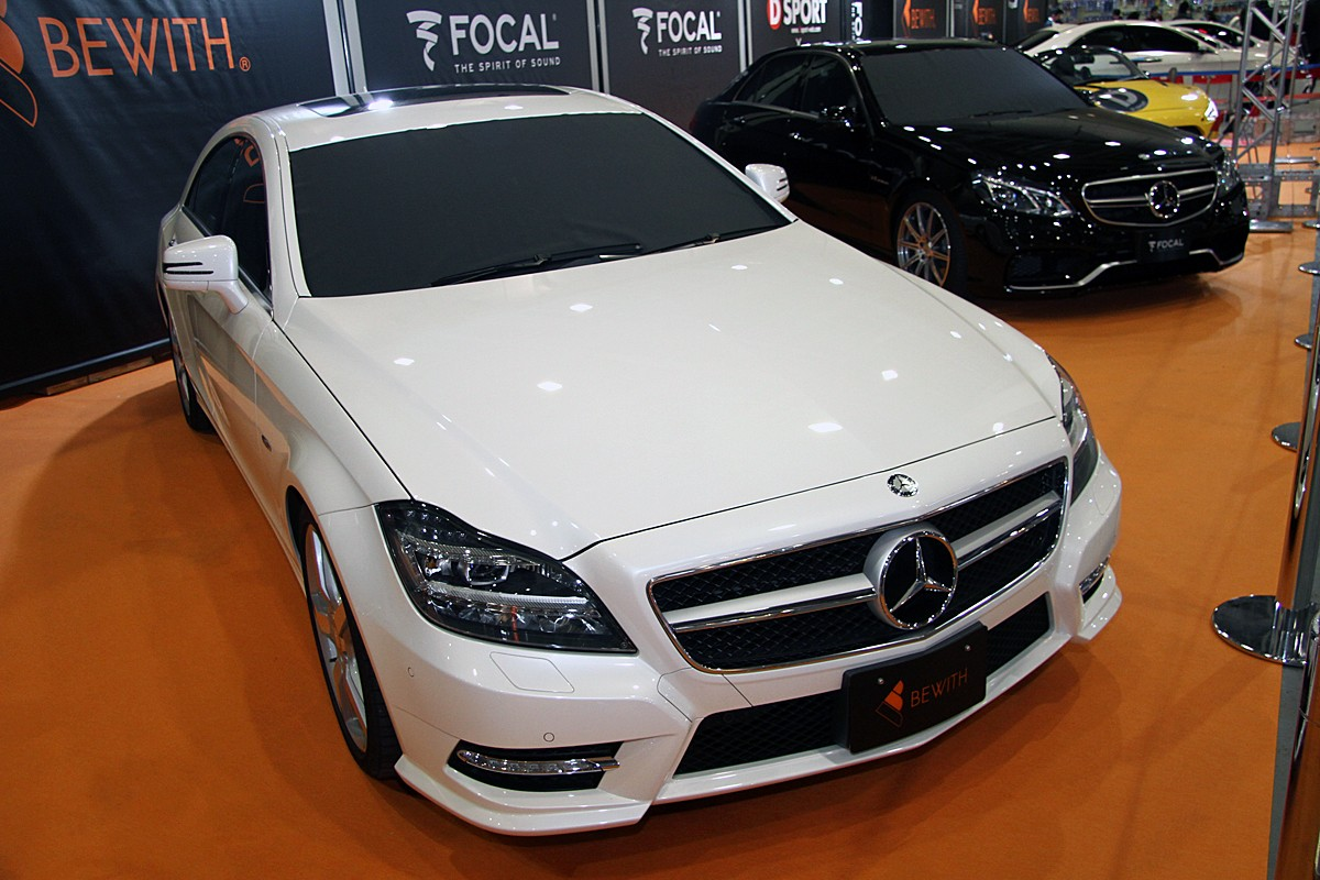 CLS350クルマ