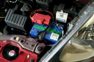 バッテリーのサイズを変えずに容量アップできる!