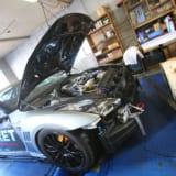 【画像】大迫力!「1000馬力」仕様の日産GT-Rシャーシダイナモ動画