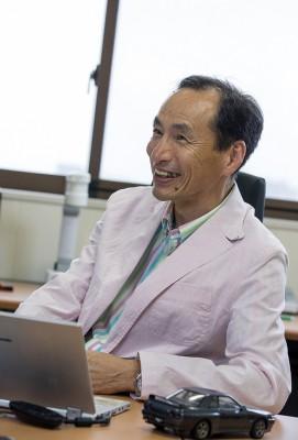 日産自動車・シャーシ設計部第4シャーシ設計課・主任技師・松田俊郎