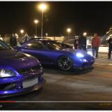 【画像】海外でRX-7とランエボがストリートゼロヨン【動画】