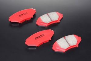 安定したコントロール性を追求マツダ車用「ブレーキパッド」