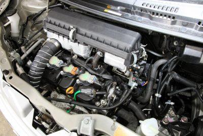 ダイハツKF-VE型エンジンは2005年に登場。エッセに初めて搭載。2010年から第2世代、2014年から第3世代へと進化を続けている
