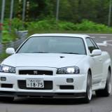 【画像】スカイラインGT-R×NSX 東京〜北海道ロングツーリング