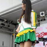 【画像】絶対「ひざ上」主義!セクシー・レースクイーン40人画像集
