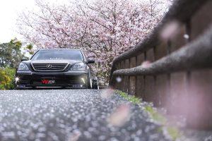 九州VIPのパワーを感じさせる「福岡カスタムカーショー」