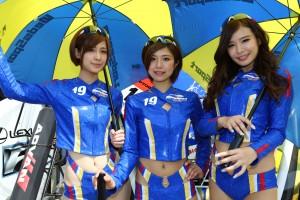 """スーパーGT2016開幕「""""最新""""レースクイーン祭り!」"""