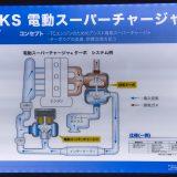 【画像】HKSが『電動スーパーチャージャー』を発表!