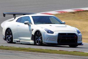 日産GT-Rのために設計したヨコハマ「アドバンA08B」