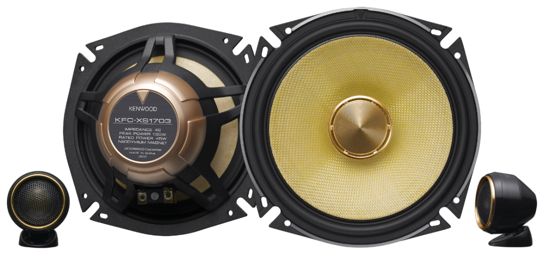 ハイレゾ対応スピーカーを「ケンウッド」が発表