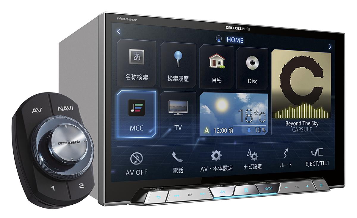 8Vモニター【AVIC-CL900】