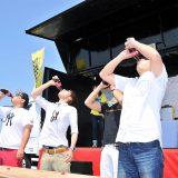 【画像】af.impスーパーカーニバル「コーラ早飲み」で豪華賞品をゲット!