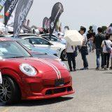 【画像】カスタマイズ輸入車の祭典「af.impスーパーカーニバル」
