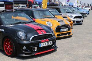 カスタマイズ輸入車の祭典「af.impスーパーカーニバル」
