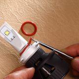 【画像】【DIY】ハロゲンバルブ交換と同感覚でヘッドライトを「LED化」