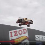 【画像】「Hot Wheel」のパフォーマンスコースを1/1サイズの実車で挑戦