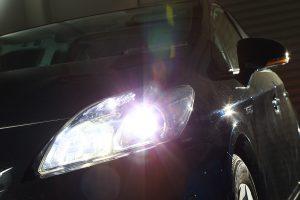 ハロゲンバルブ交換と同感覚でヘッドライトをDIY で「LED化」