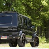 【画像】750万円超の「ドライカーボンパーツ」を纏うAMG G63