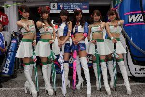 「レースクィーン」セクシーカット34枚をお届け!【スーパーGT第4戦菅生】