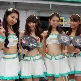 【画像】「レースクィーン」セクシーカット34枚をお届け!【スーパーGT第4戦菅生】