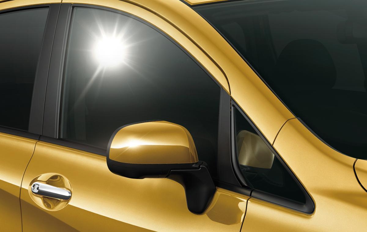 UV99%カットという純正ガラスが登場してきた