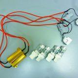 【画像】【DIY】完全カプラーオンで前後ウインカーを「LED化」