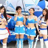 【画像】スーパーGT第5戦でGT-Rが4連勝をゲット!【レースクィーン画像】