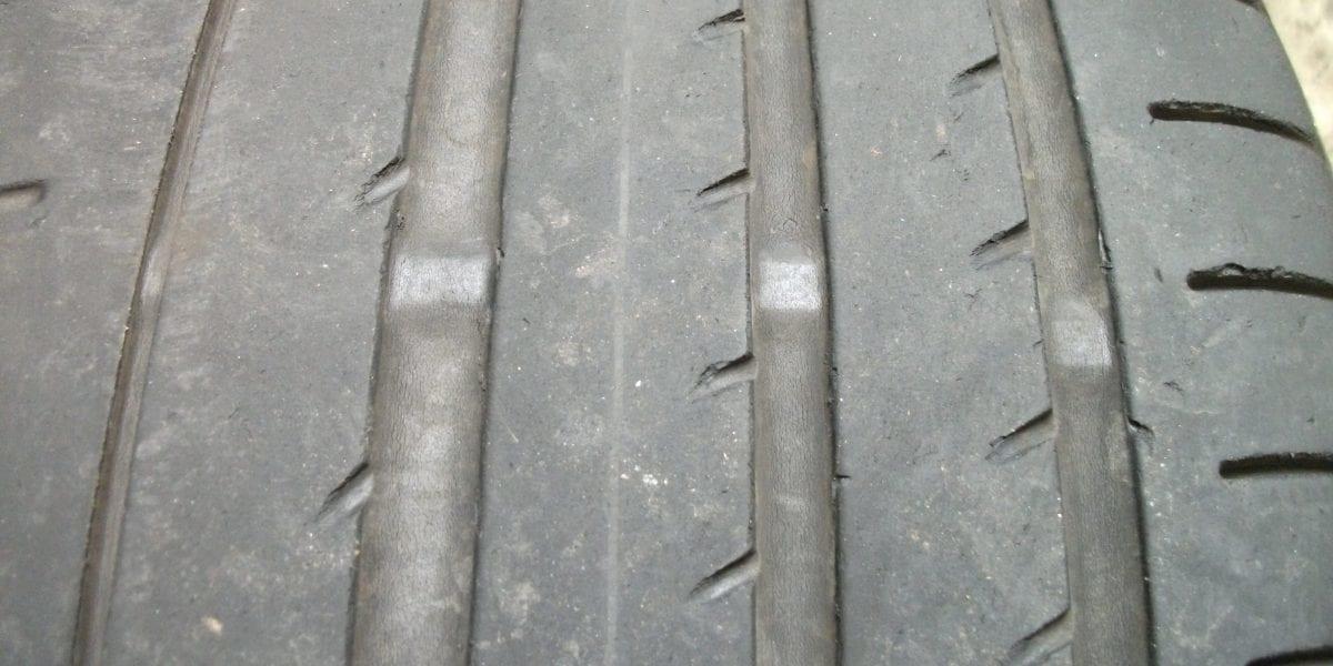 【タイヤ豆知識】残り溝1.6mmではタイヤ本来の機能を果たせない!