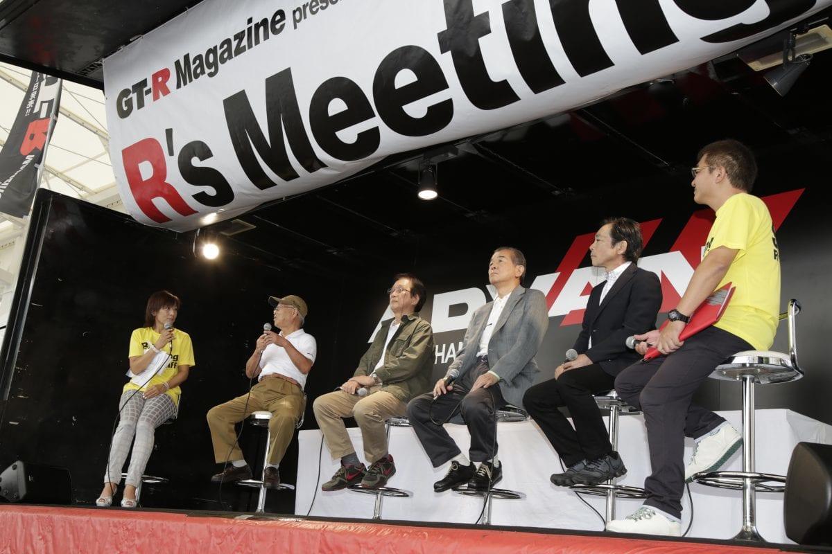 9月11日は世界最大のGT-Rの祭典「R's Meeting 2016」