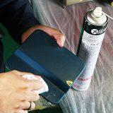 【画像】【DIY】液体スプレーで手軽にスモークテール化