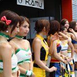 【画像】【レースクィーン35名画像集】スーパーフォーミュラ第4戦もてぎ