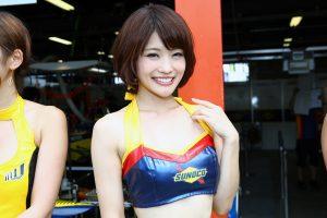 【レースクィーン35名画像集】スーパーフォーミュラ第4戦もてぎ