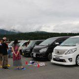 【画像】ワゴン、Kカー、アメ車に1BOX! ドレスアップ車が大集合した「カスタムジャパン」
