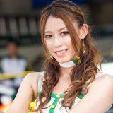 【画像】「スリーボンド日産自動車大学校GT-R」優勝!「レースクイーン画像ギャラリー」【スーパー耐久第4戦】