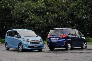 ホンダ新型『フリード』はクラストップの27.2km/Lの低燃費を実現!