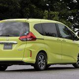 【画像】ホンダ新型『フリード』はクラストップの27.2km/Lの低燃費を実現!