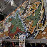 【画像】映画「トラック野郎」に登場した『一番星号』降臨【ジャパントラックショー】