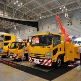 【画像】「働くクルマ・レッカー車」はカッコイイ!【ジャパントラックショー2016】