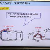 【画像】トヨタ純正「アルミテープ」をボディに貼るだけで走りが激変!?