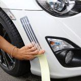 トヨタ純正「アルミテープ」をボディに貼るだけで走りが激変!?