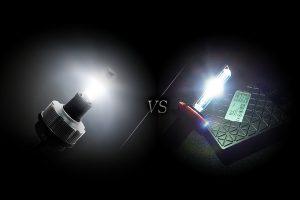 HIDとLEDバルブのメリット・デメリットを検証