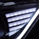 【画像】LEDの数よりデザイン性が重視されるヘッドライトメイク