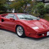 スーパーカーと京都・二条城という「世界遺産の競演」