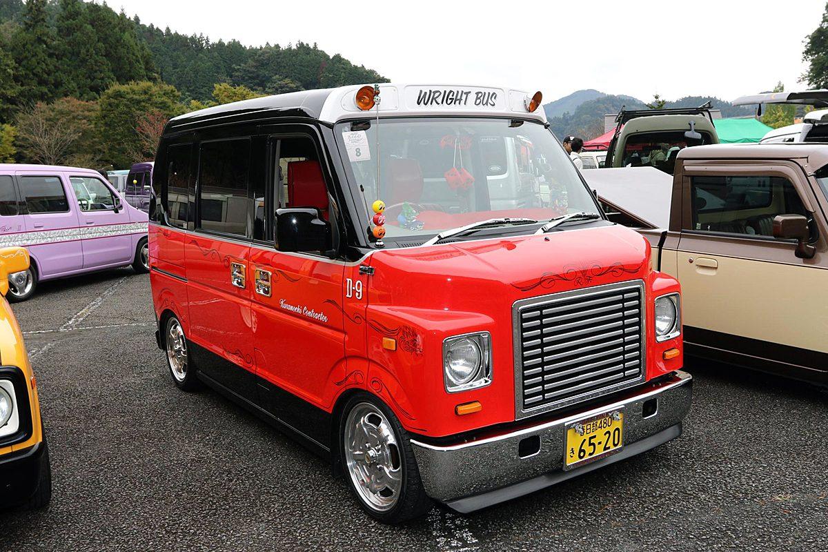 カラーやグラフィックで魅せるKカー【K.660 JAMBOREE2016】