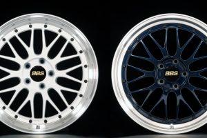 BBSが2ピースホイール『LM』に2色の期間限定カラーを発売!