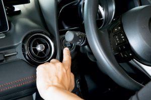 左側『エンジンスタートボタン』って不便ではありませんか?