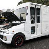 【画像】スポーツテイスト満点のKカー5選【K.660 JAMBOREE2016】