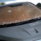 プライバシーを守る車検対応「カラードフロントガラス」